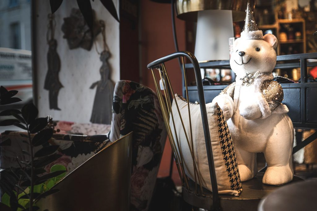 Mobilier et décoration de Noël à Périgueux