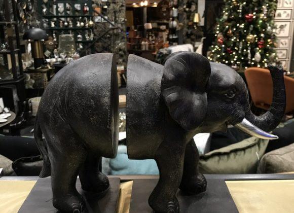 Serre livre éléphant